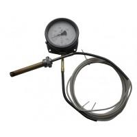 Устройство манометрических термометров