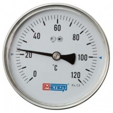 Термометр коррозионностойкий ТБ-080-3