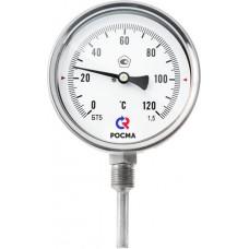 Термометры биметаллические БТ-52.220