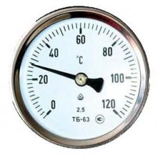 Термометр биметаллический ТБ-63