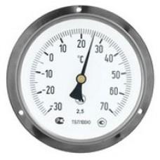 Термометр биметаллический ТБП100Н/Б